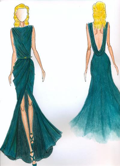 Fashion Model Design Fashion Models