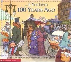 life 100 years ago