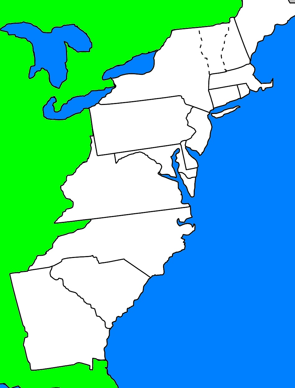 Workbooks thirteen colonies worksheets : map of the 13 colonies, colonies map song youtube, maxresdefault ...