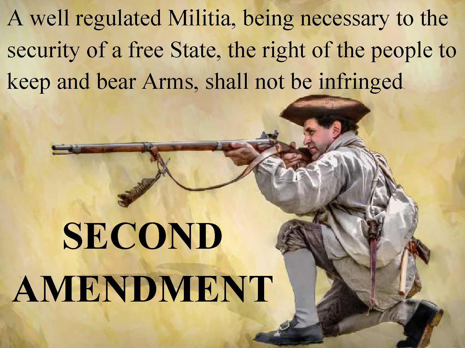 the use of the second amendment in the home