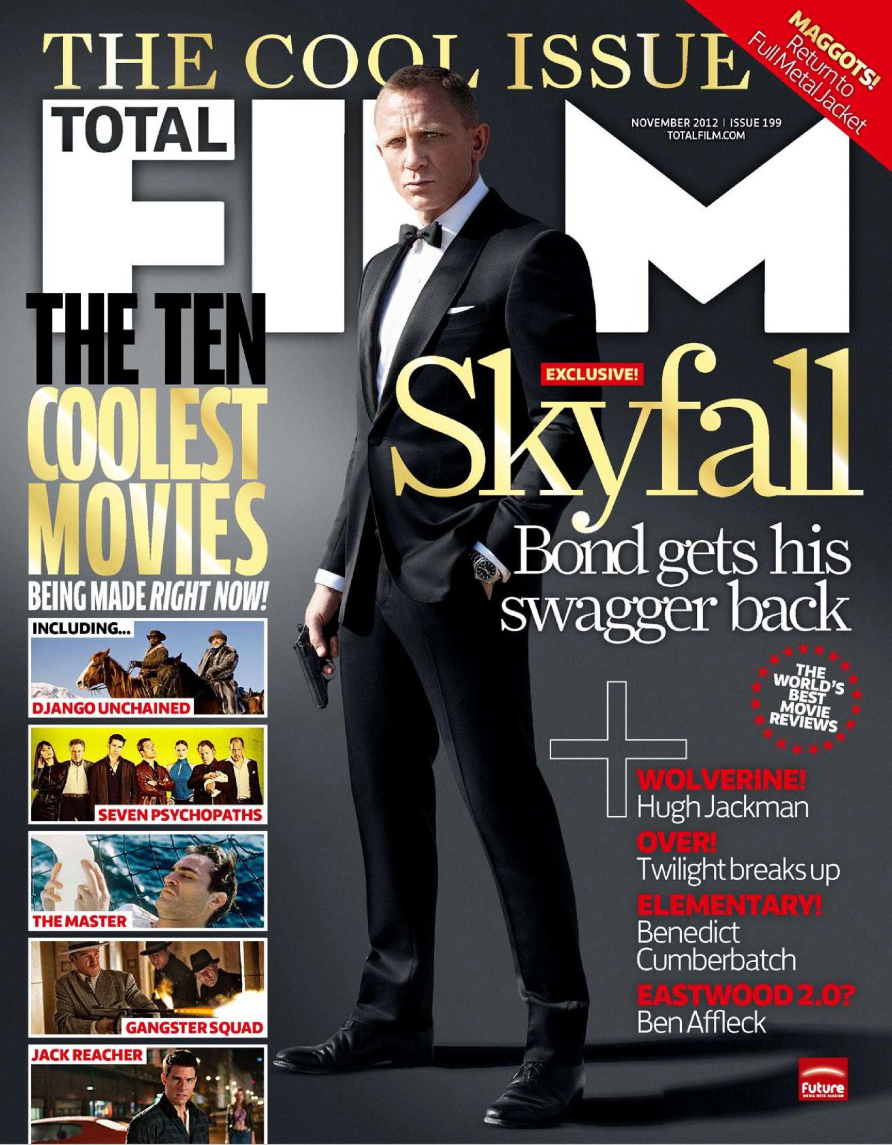 Total Film Magazine Analysis
