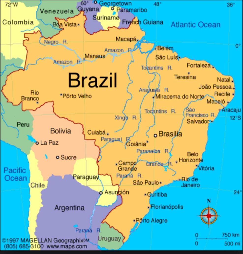 A map of brazil for the world cup 2024 gumiabroncs Gallery