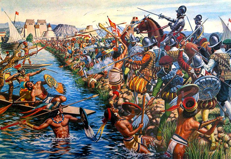 journal entry essay of the battles between hernan cortez and the aztech The aztec flower war (commonly called the aztec flower war) the goal of these battles would find out more about how the aztec flower war fit into the aztec.