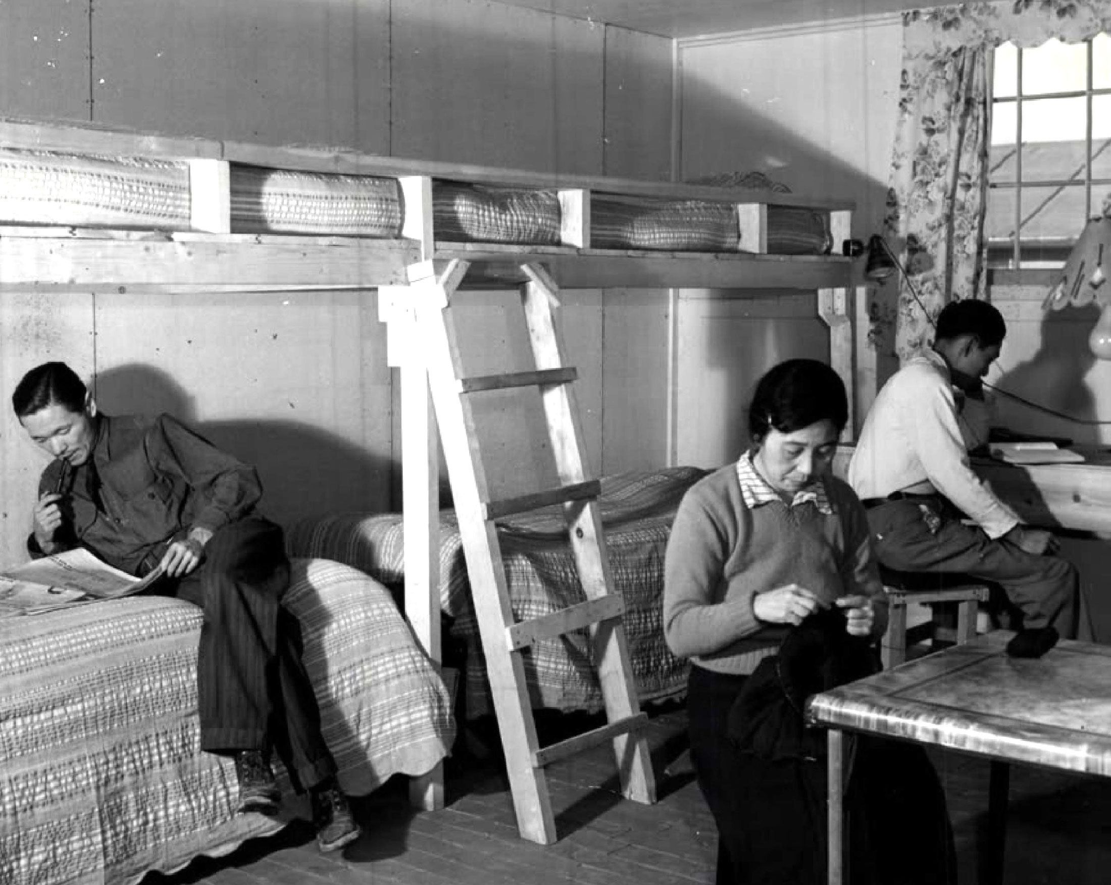 the japanese internment camps essay This was one of 10 inland concentration camps filled with japanese who had story of the japanese american internment essay is licensed under a.