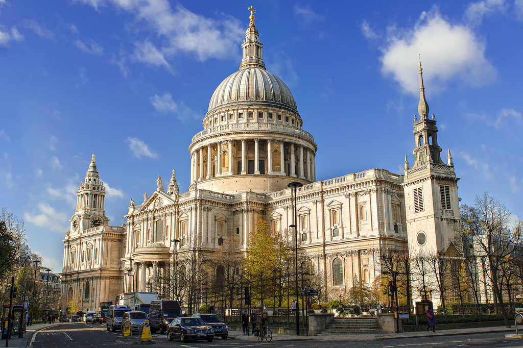 Image result for st paul's cathedral london