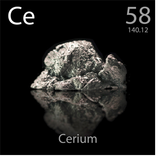 Pictures, stories, and facts about the element Cerium in the ...