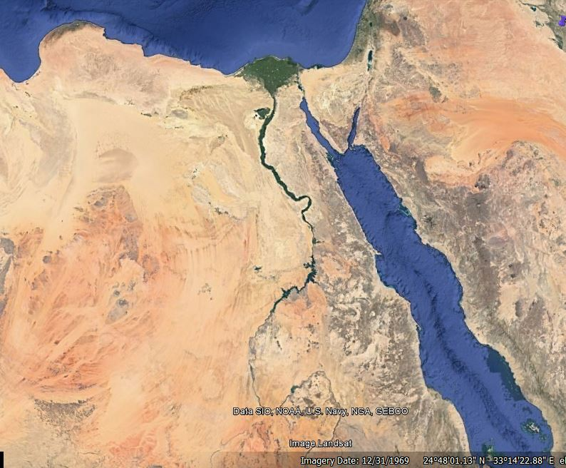 ASEH Physical Map Of Egypt ThingLink - Egypt physical map
