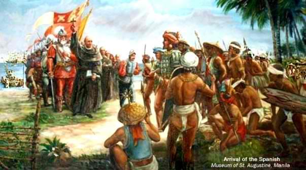 Pagdating ng mga kastila sa pilipinas