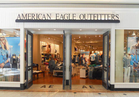 American Eagle Store Front