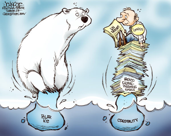 Global Warming Satire