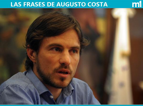 Las Frases Del Secretario De Comercio Augusto Costa