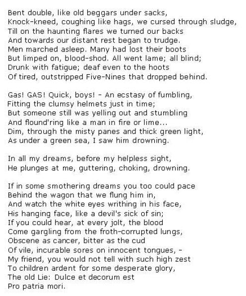 ap english poem analysis essay