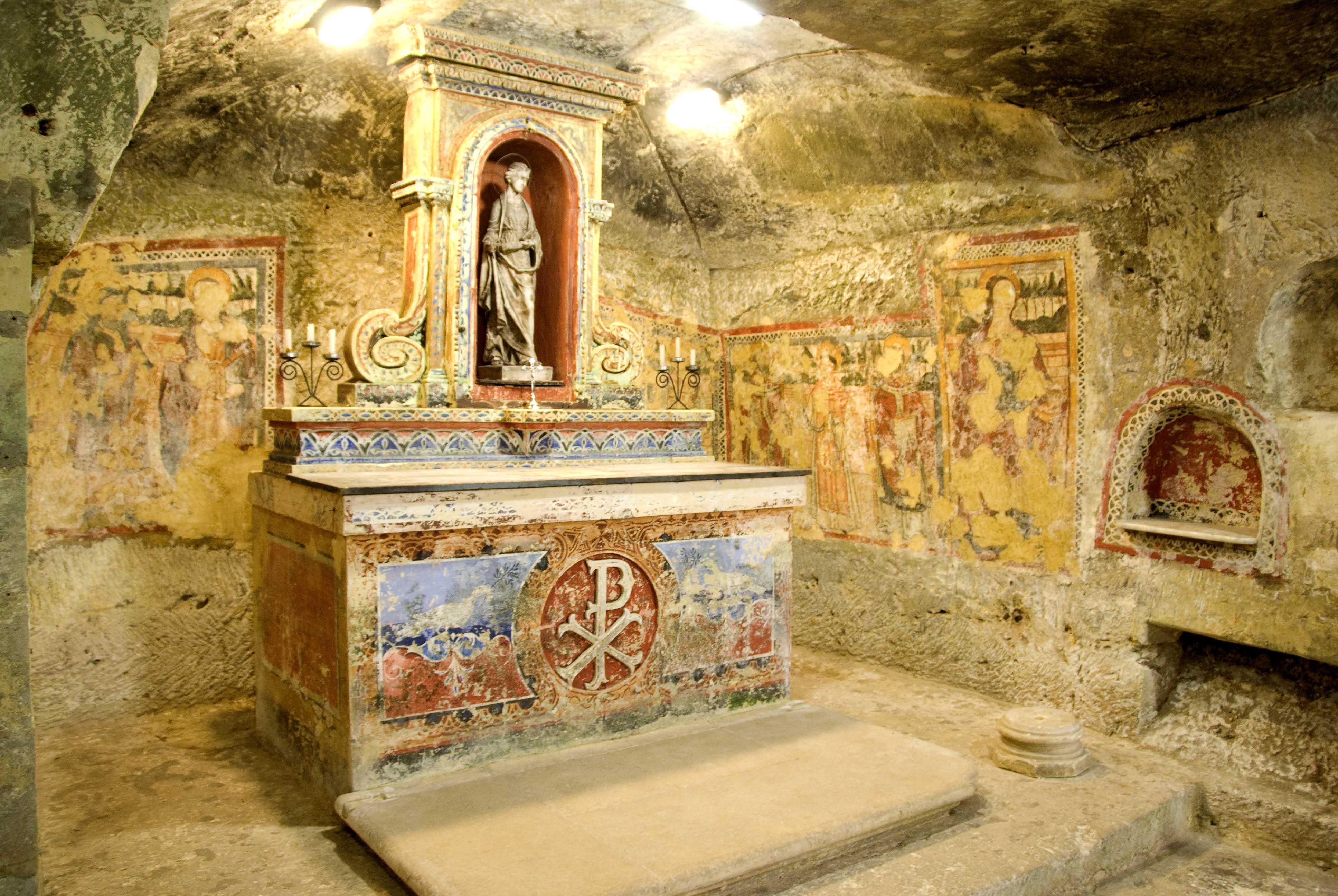 Cripta di Sant'Agata