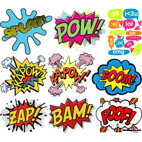 Onomatopoeia - english