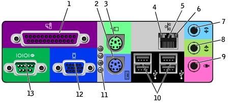 bQypdHsc9PBdyCSkYRtUkyB5 lpt1 printer port, serial port, vga port, ps 2 port (mous dell computer ports diagram at bakdesigns.co