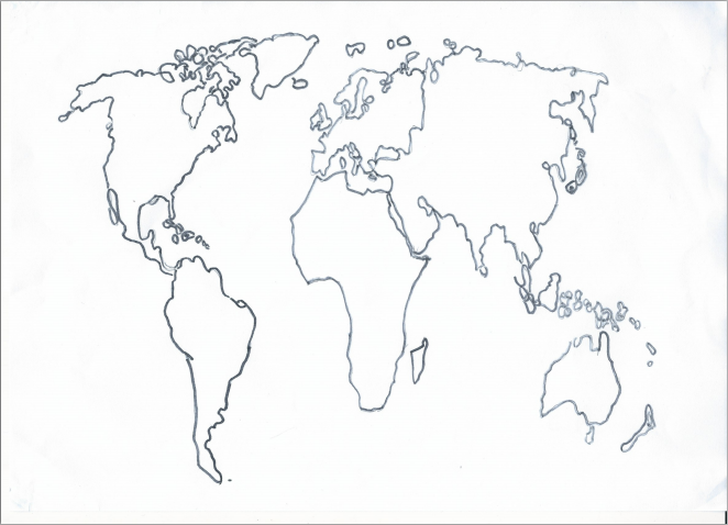 World Map by Sam (Picture - Hand-Drawn) - ThingLink