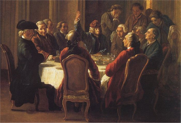 Enlightenment Philosophers - ThingLink