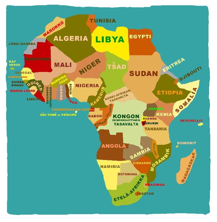 Sambia Itsenaistyi 1964 Ja Ei Ollu Diktatuuri Ruanda Its