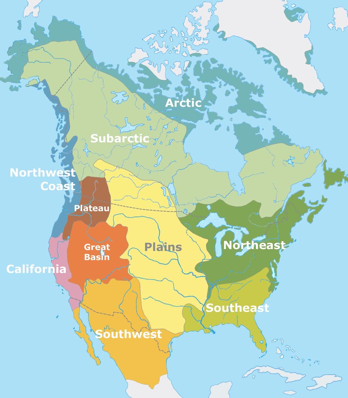 Southwestern United States Wikipedia Printable Travel Maps Of - Southwest usa highway map