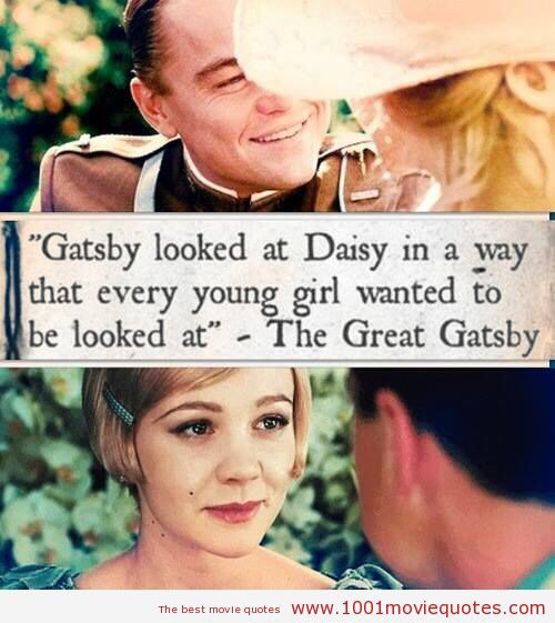 relationship triangles in the great gatsby