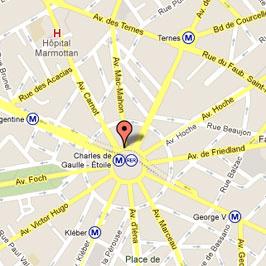 Copia de el arco de triunfo de barcelona thinglink for Como llegar de barcelona a paris