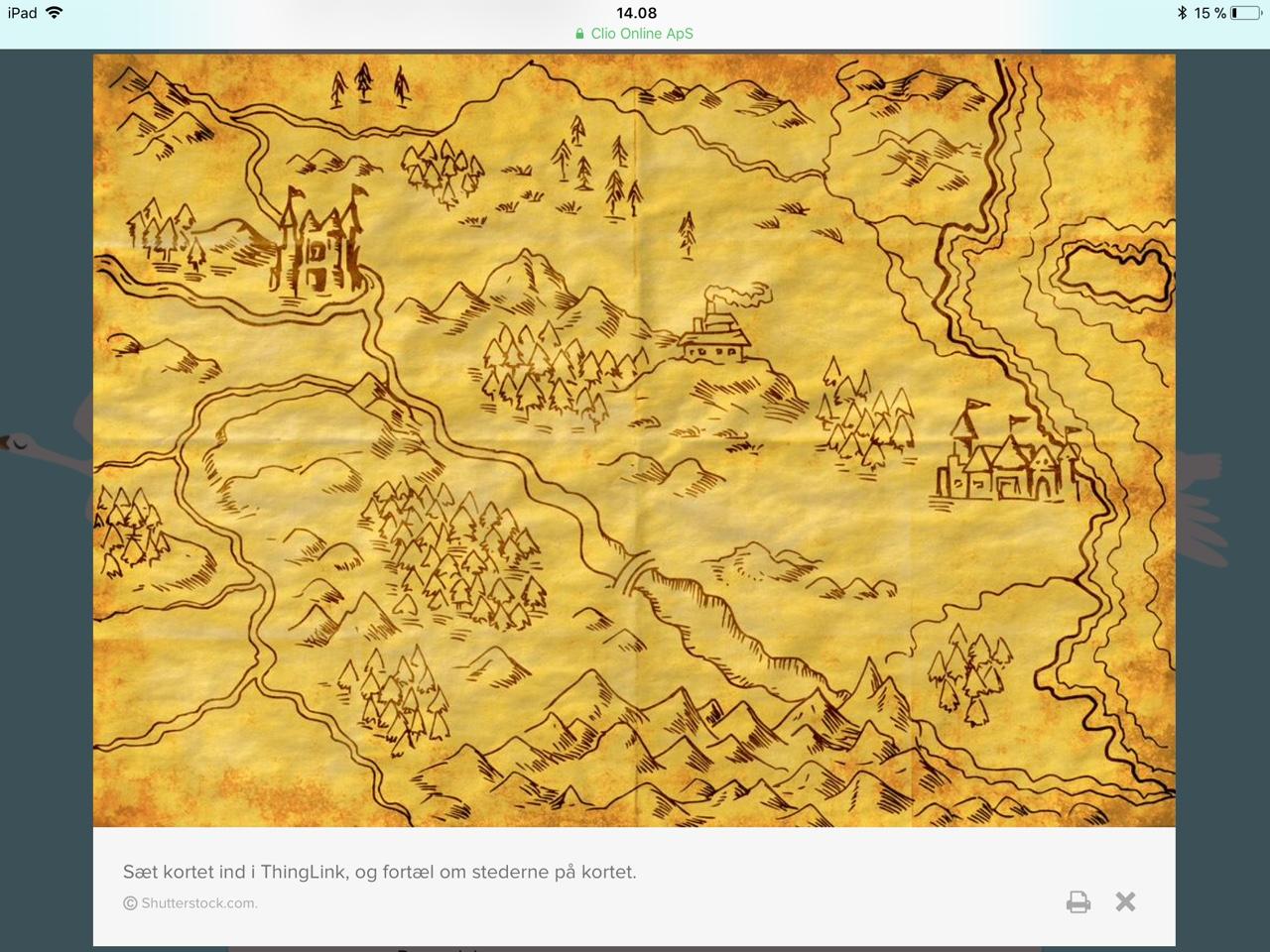 Kort Over Nangijala