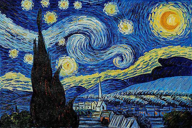 """starry night essays Art and poetry starry nights - art essay example the first time i laid eyes on vincent van gogh's painting and anne sexton's poem of """"the starry night"""", what first came to my mind was the song vincent by don mclean (lyrics007."""