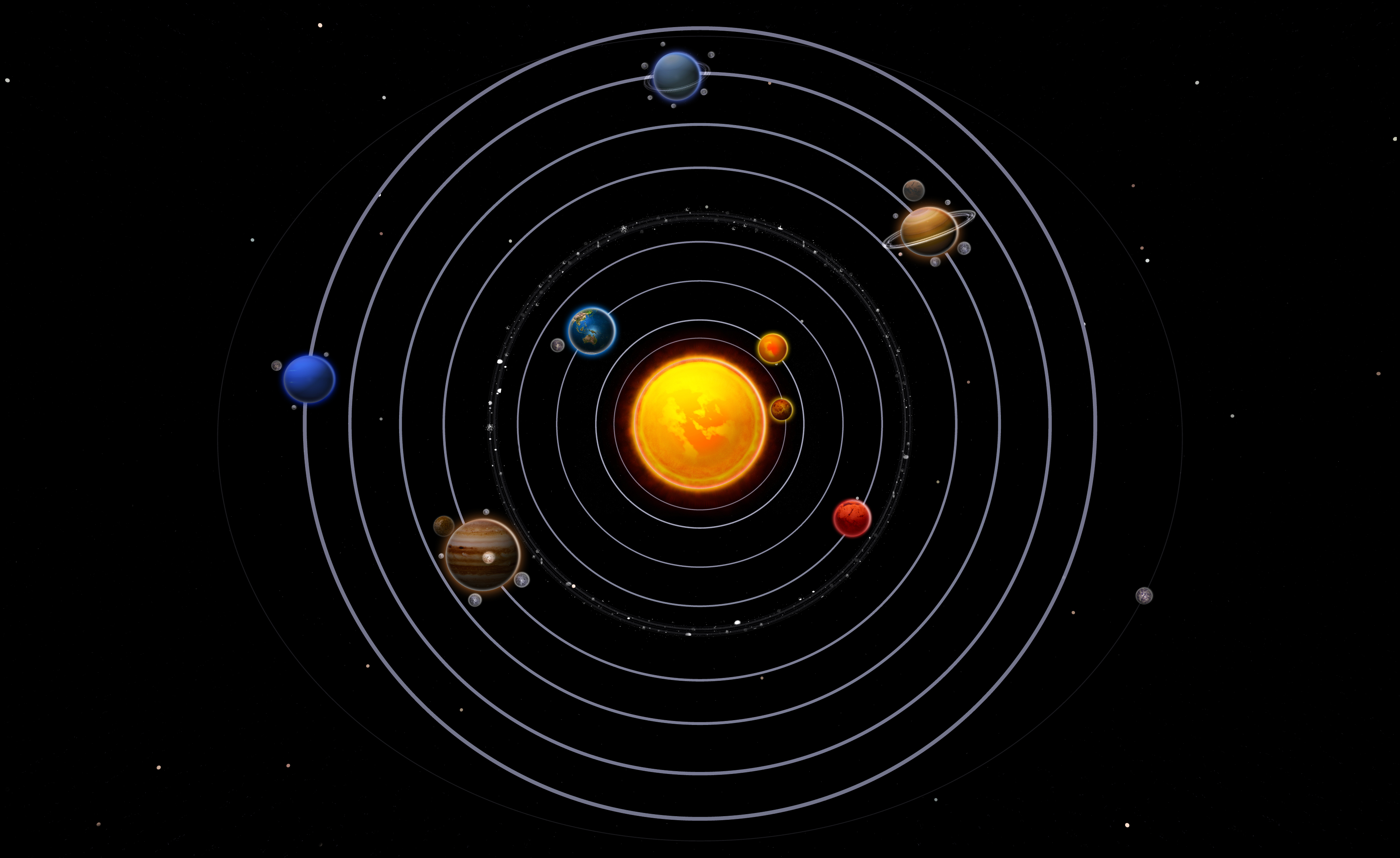 Welcome to our Solar System! - ThingLink