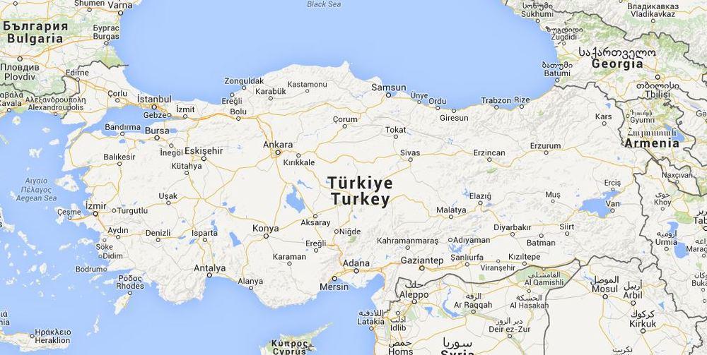 Turkin Nahtavyydet