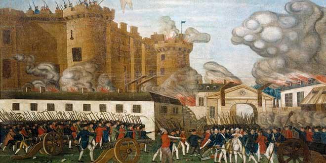 Revolución Francesa cantada