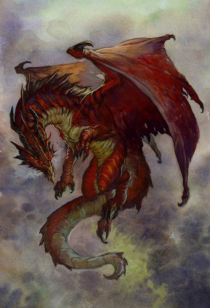 Terran's Red Dragon Codex - ThingLink