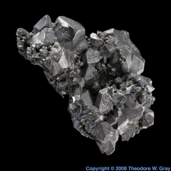 Lead Pb Atomic Number 82 Atomic Mass 2072
