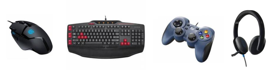Logitech G402 Gaming Kablolu Mouse 219,00 TL, Logitech G1