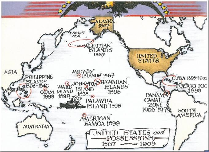 Afton\'s Imperialism Map