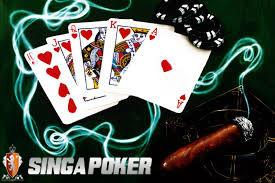 Agen Judi Singapoker Terpercaya Judi Online Singa Poker