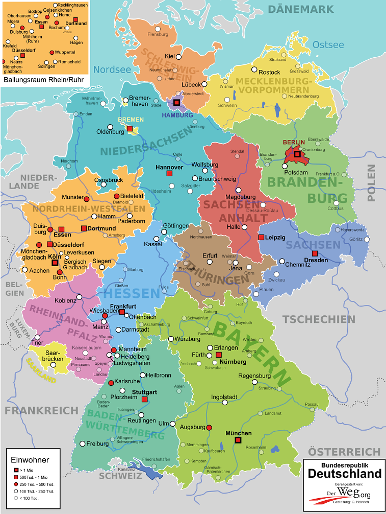 much deutschland landkarte Vokietijos sostine, Berlynas – Vikipedija