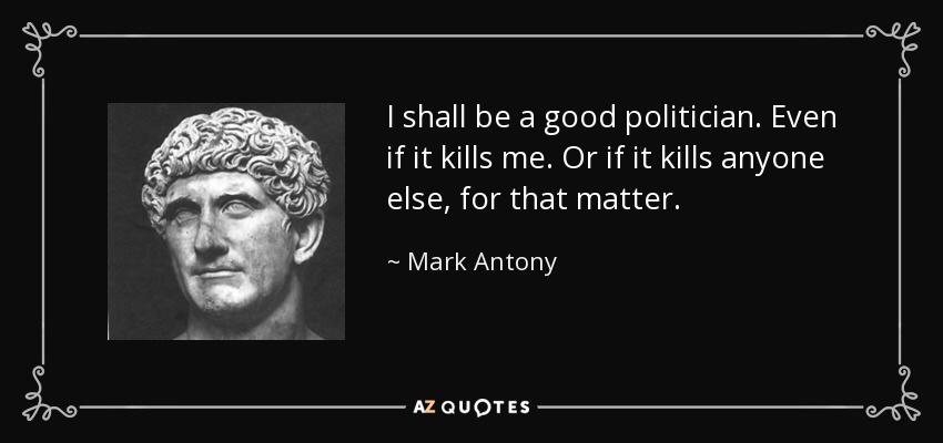 Caesar, Cleopatra, and Marc Antony