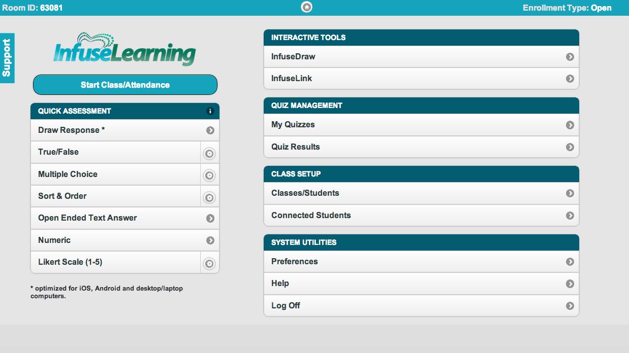 InfuseLearning | Technology Resource Teachers