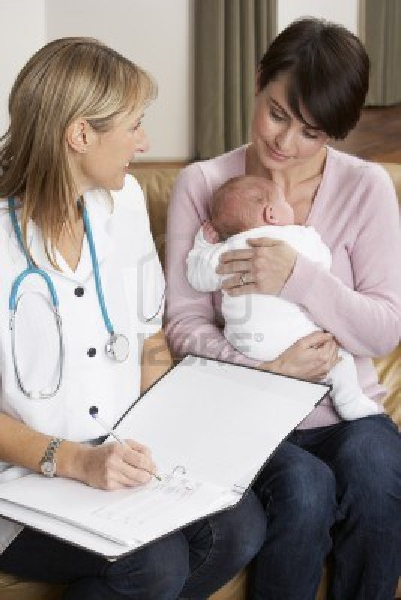 медсестра к ребенку работа может