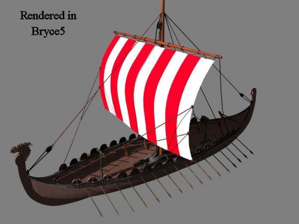 Viking Longboat - ThingLink