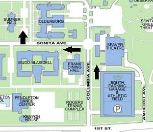 St Rose Campus Map.Campus Map