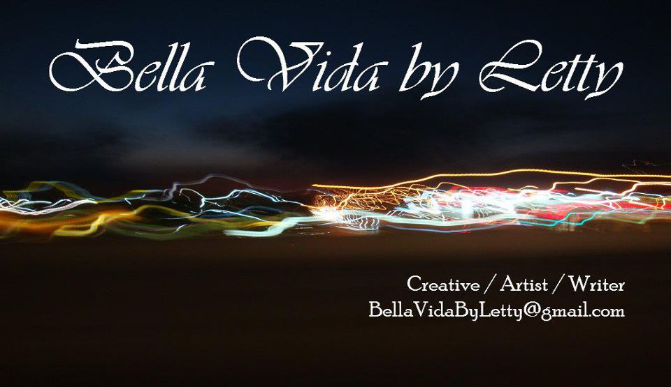 Bella Vida by Letty business card