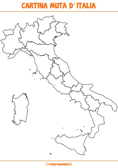 Cartina Muta Dell Abruzzo.An Interactive Image