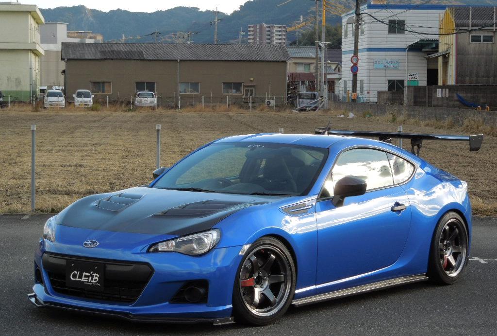 Customizing Subaru Brz