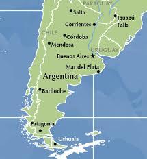 Argentina ThingLink - Argentina map salta
