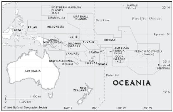 Oceania Map Quiz Html Oceania Free Download Images World Maps
