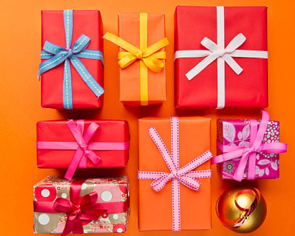 Презент или презент подарок 44