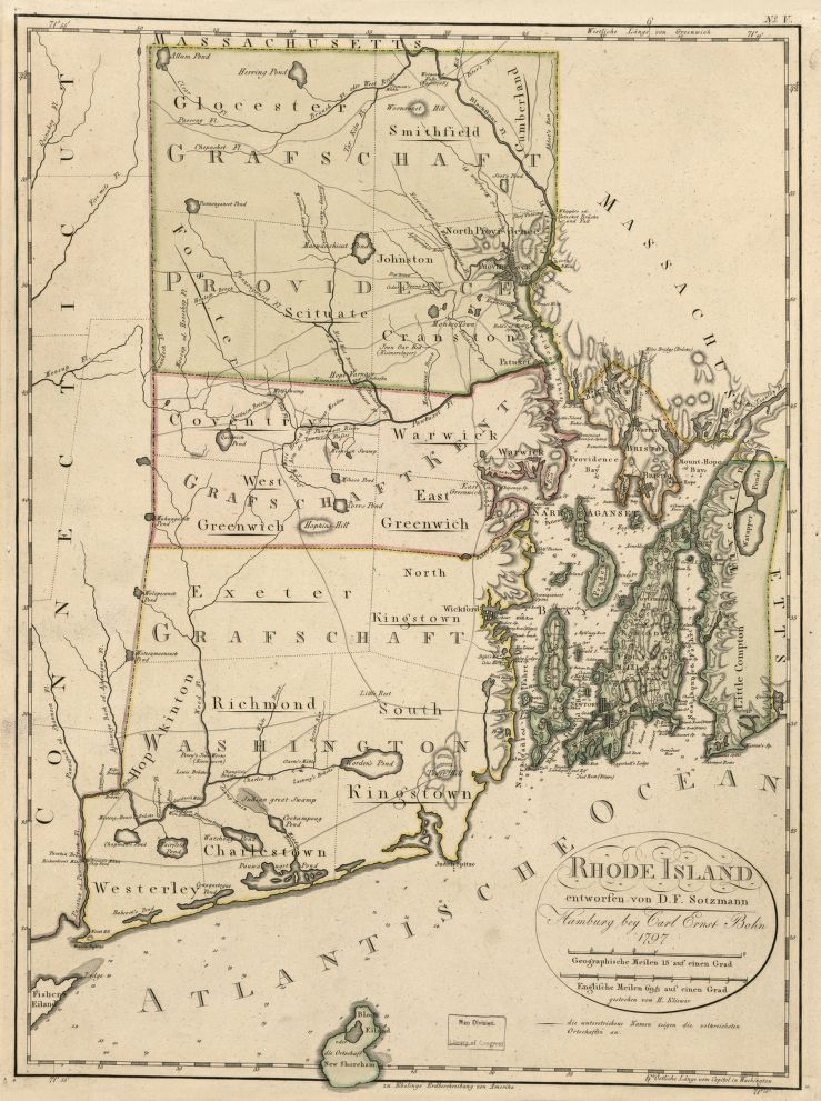 Colonies Rhode Island Asia Taylor ThingLink - Road island usa map