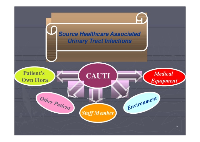 decreasing catheter associated urinary tract infections essay Which action will the nurse implement to reduce the risk of catheter-associated urinary tract infection (cauti) in a male patient with an indwelling urinary catheter a frequently pull on the drainage system tubing.