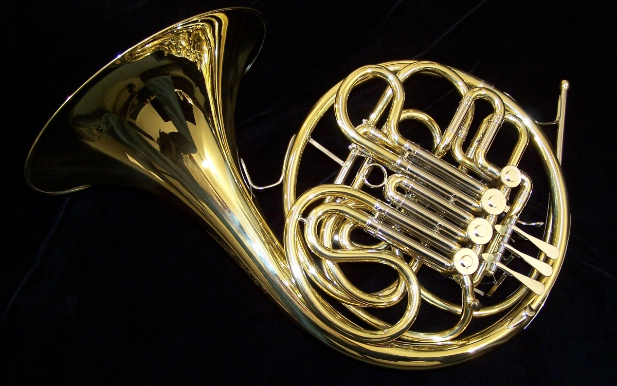 a history of the french horn